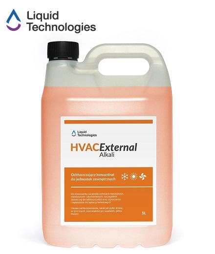 Liquid Technologies – Płyn do czyszczenia wentylacji